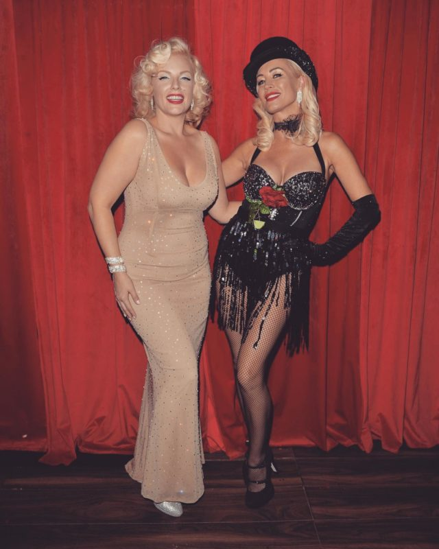 Showing the world just how fabulous Essex girls are ! All the glamour with the power house that is @vanouten_denise 🤩 . . This lady is equally as amazing off stage as she is on. Her words of wisdom and kindness have been a god send 🙏🏻💞 . . It's an honour to share the stage @proudcabaret with her and a real joy to work on Cabaret All Stars with a truly wonderful cast and great team of staff 🌟 . . 📸 @palace_lee  @towie @proudembankment  #essex #essexgirls #glamour #blonde #marilynmonroe #denisevanouten #proudcabaret #londonlife #london #cabaretshow #girls #friends #love #dreamteam #tuesdayvibes #inspireingwomen #bossbabe #theonlywayisessex #ladies #oldhollywoodglam #cabaretshow